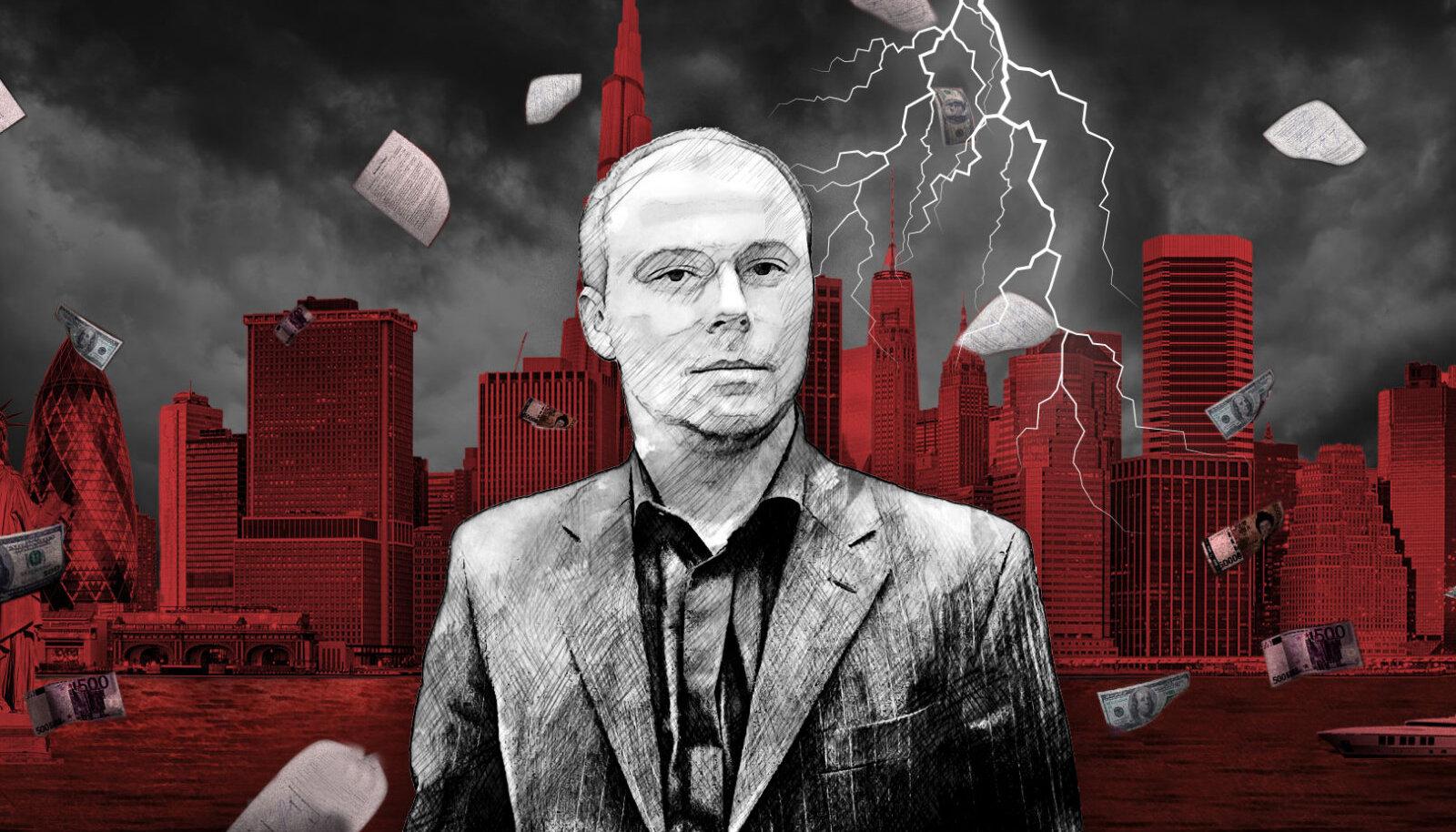Eesti kuulsaimal küberpätil Vladimir Tšaštsinil on sügavamad Vene-sidemed kui seni avalikkusele teada oli.