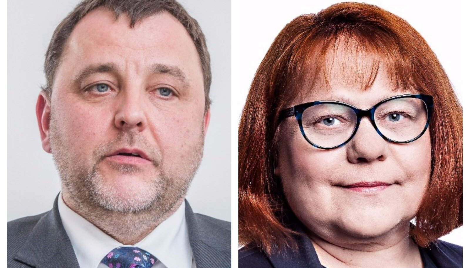 Sven Sester ja Maire Forsel