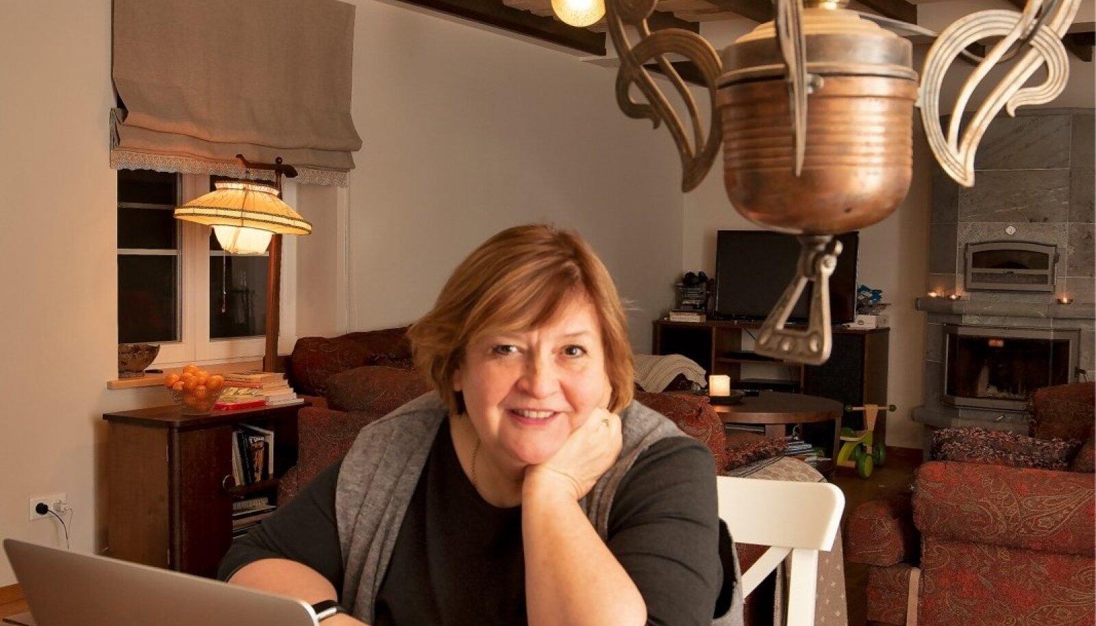 Rahvusvahelise filmifestivali PÖFF direktor Tiina Lokk