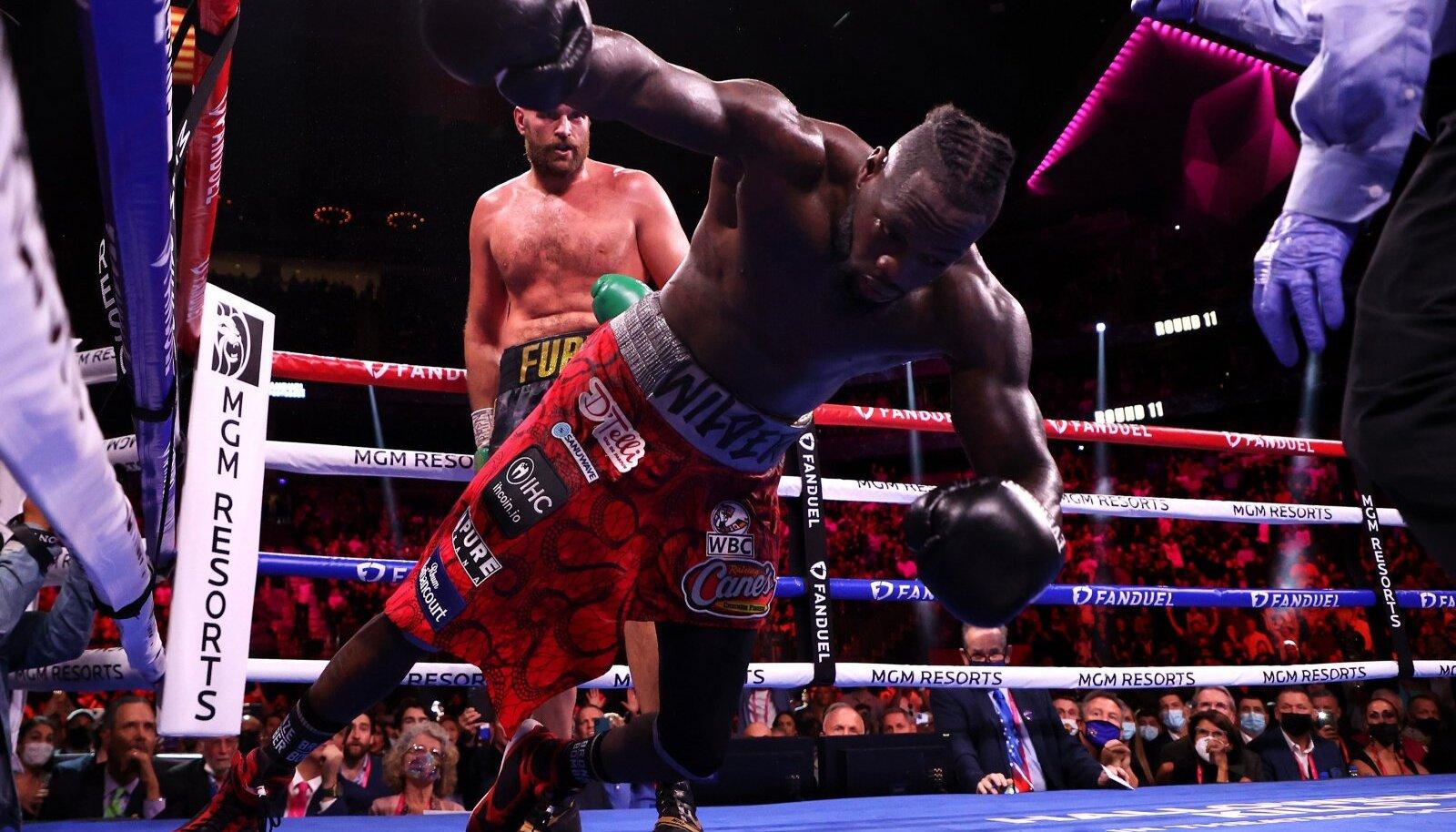 Tyson Fury viimane hoop, Deontay Wilder kukub lõplikult.