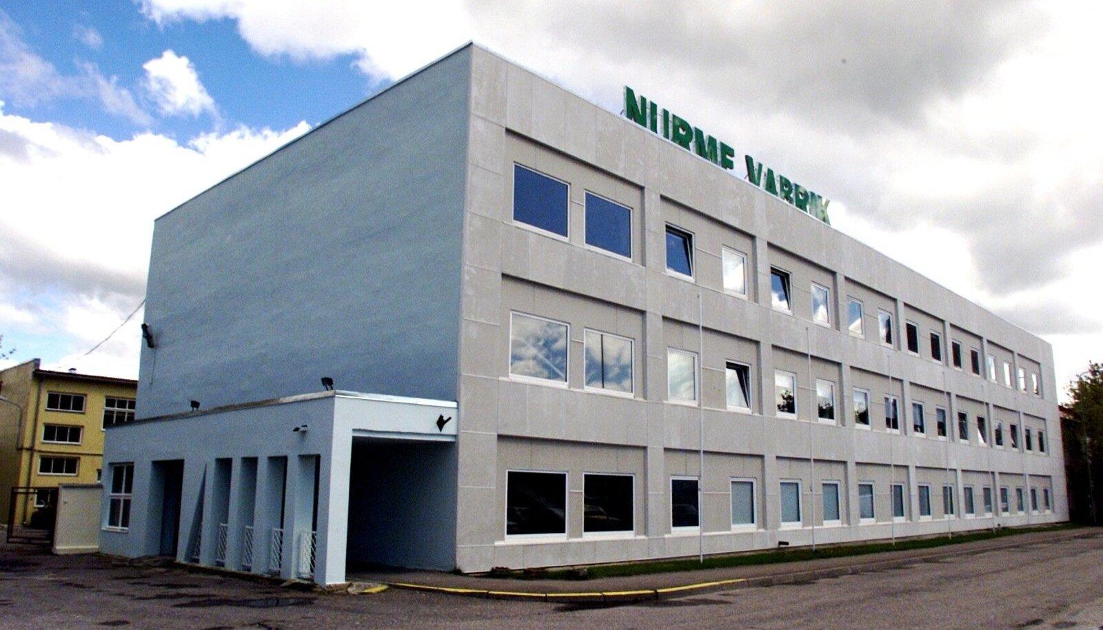 Nurme vabrik
