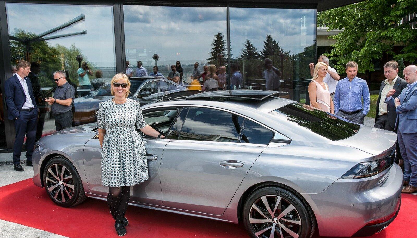 Uus Peugeot 508