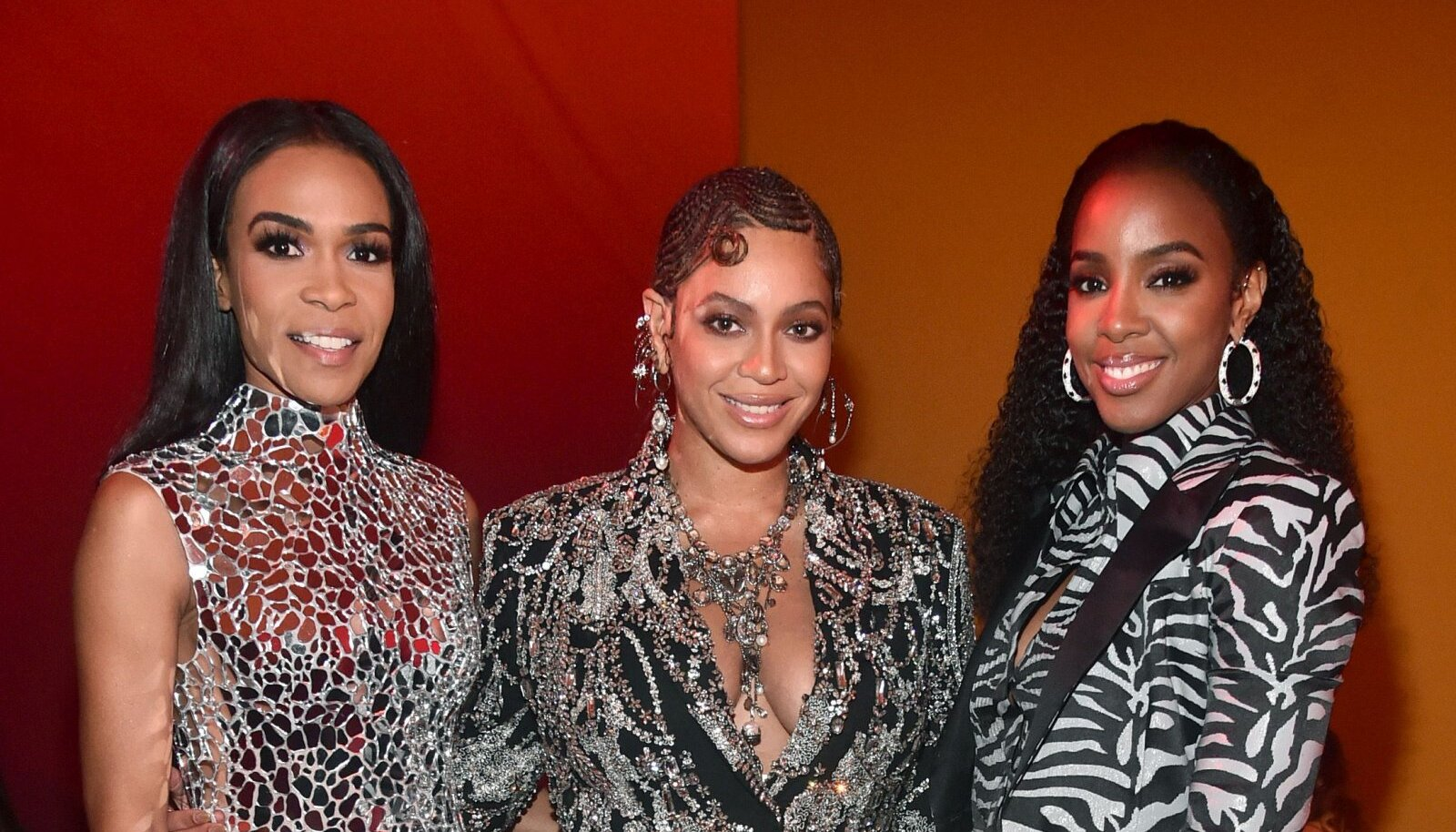 Michelle Williams, Beyonce Knowles-Carter ja Kelly Rowland