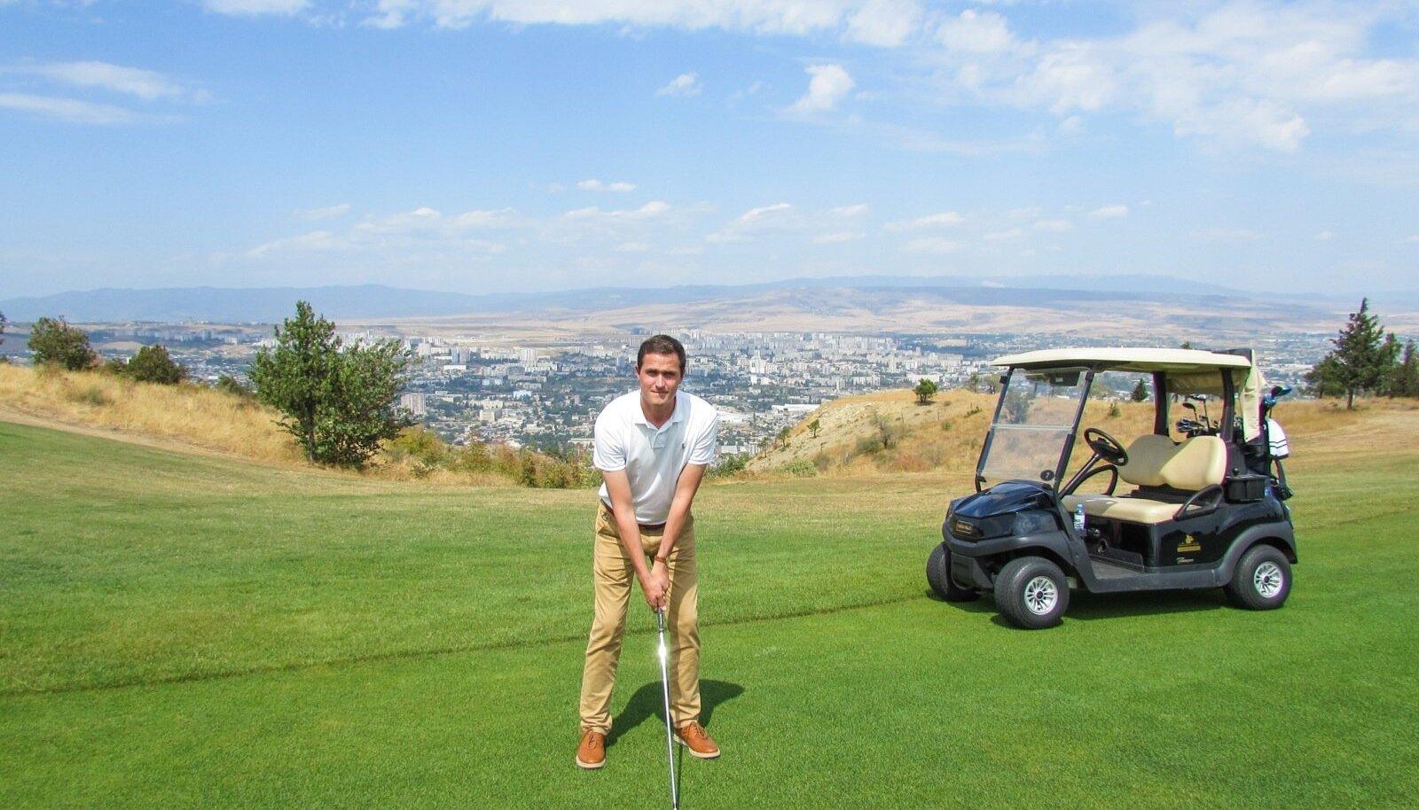 Paul Põhi töö, hobi ja kirg on golf.