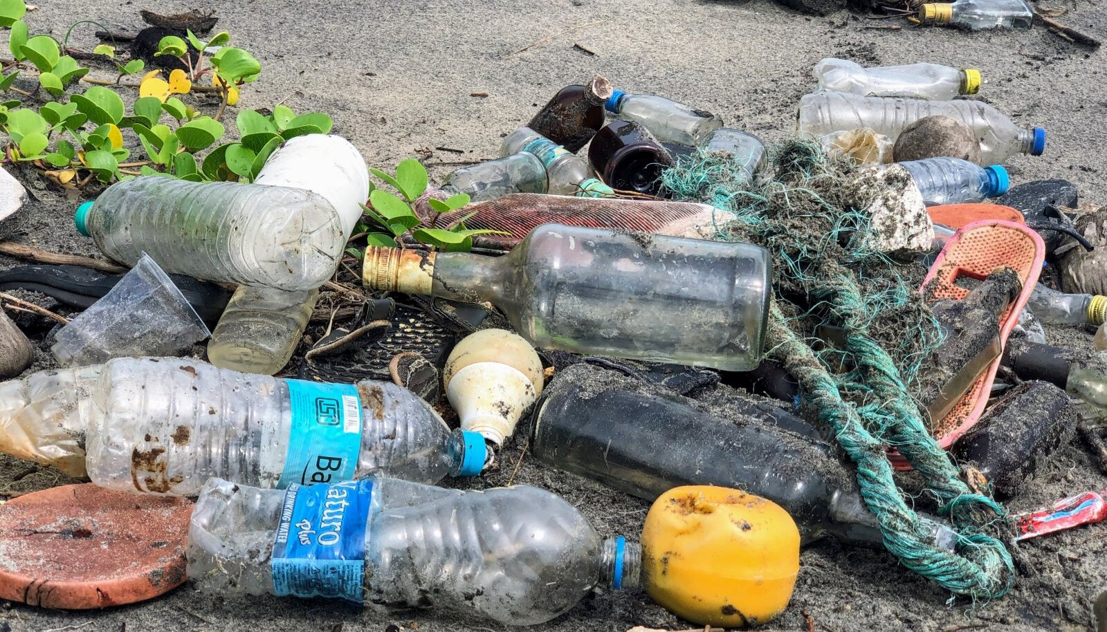 20 protsenti merre jõudvast plastreostusest moodustavad joogipudelid.