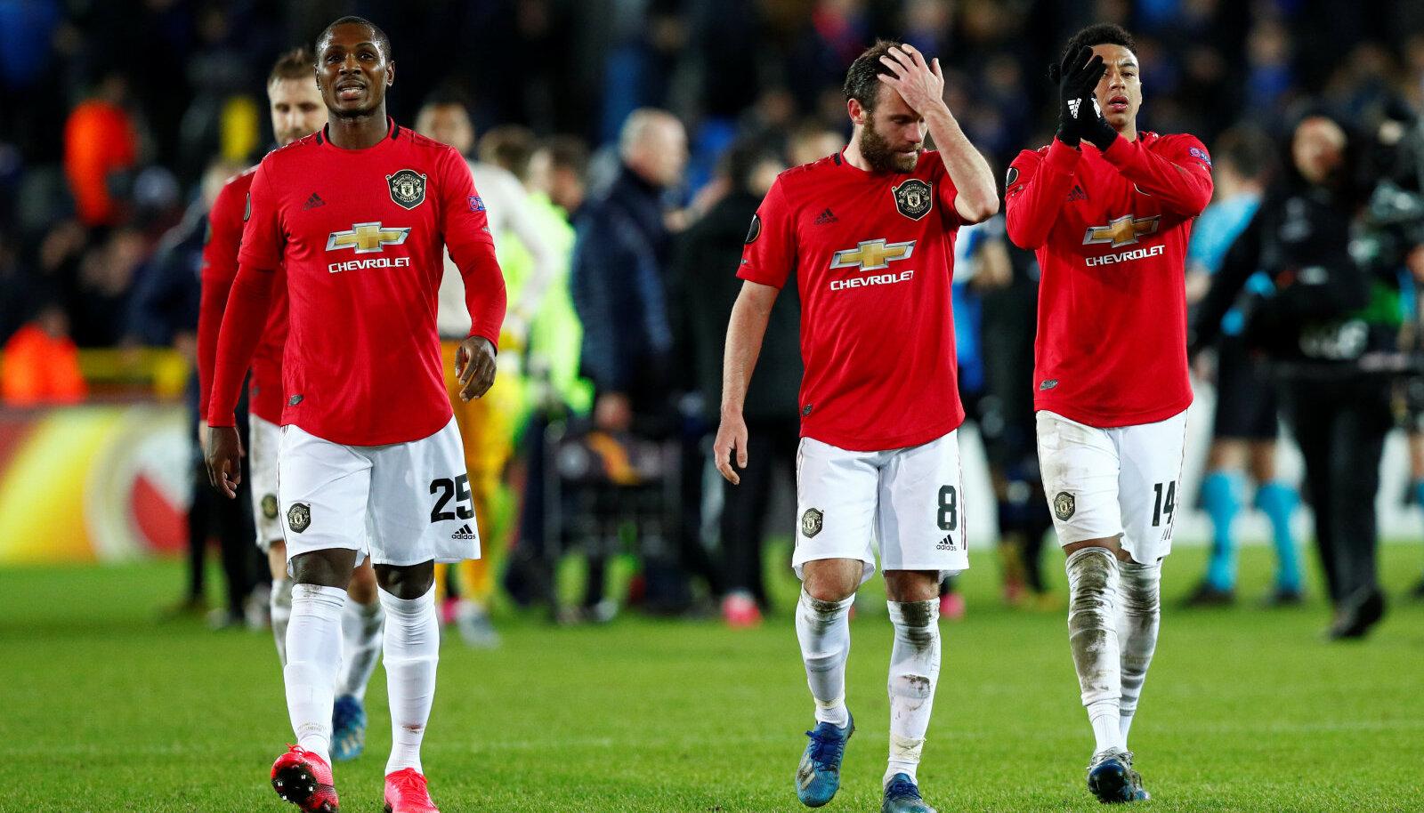 Manchester Unitedi mängumehed