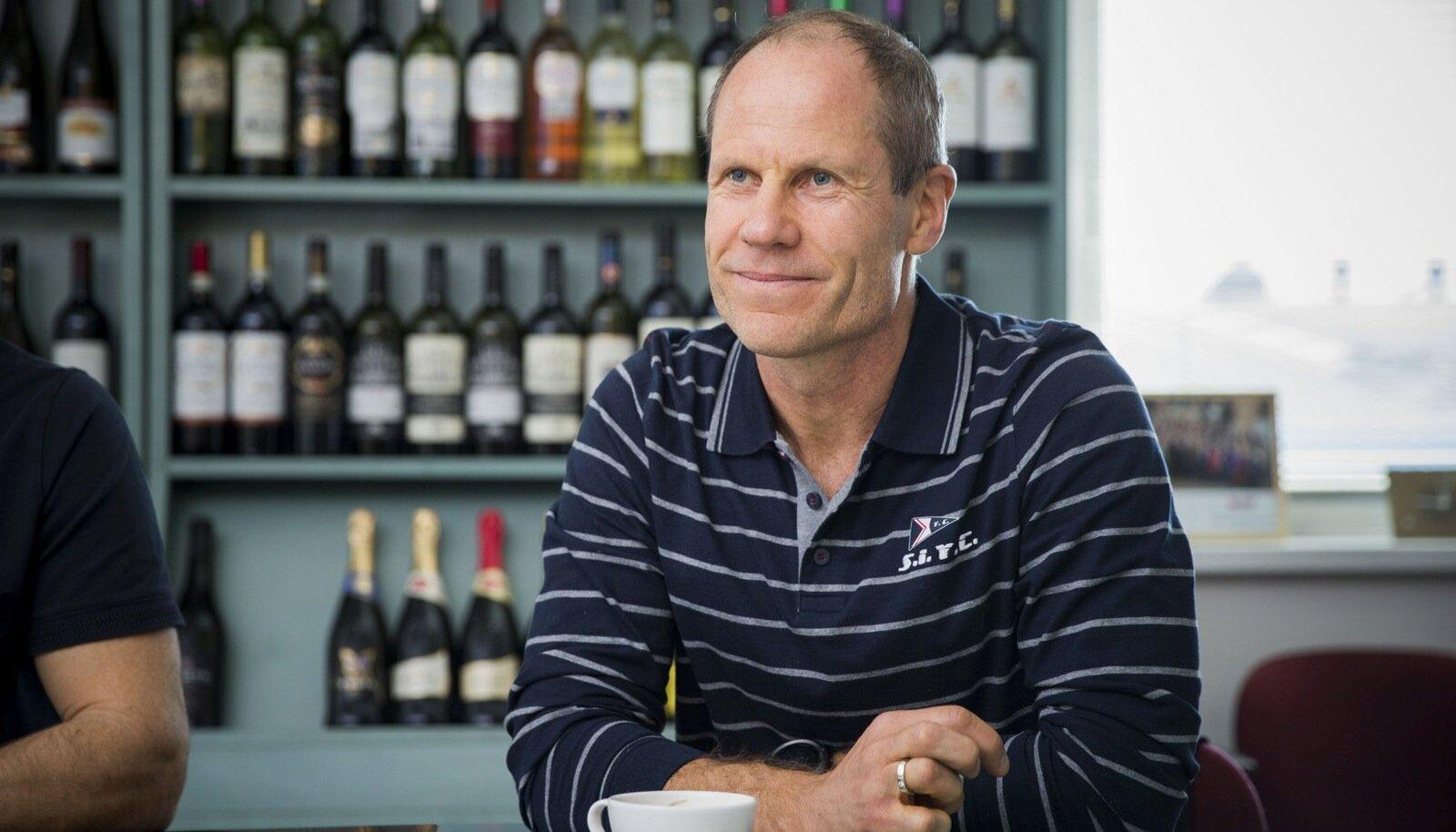 Toomas Tõniste osalusega hulgimüüfirma LTT tegeleb edukalt ka veinide maaletoomisega.