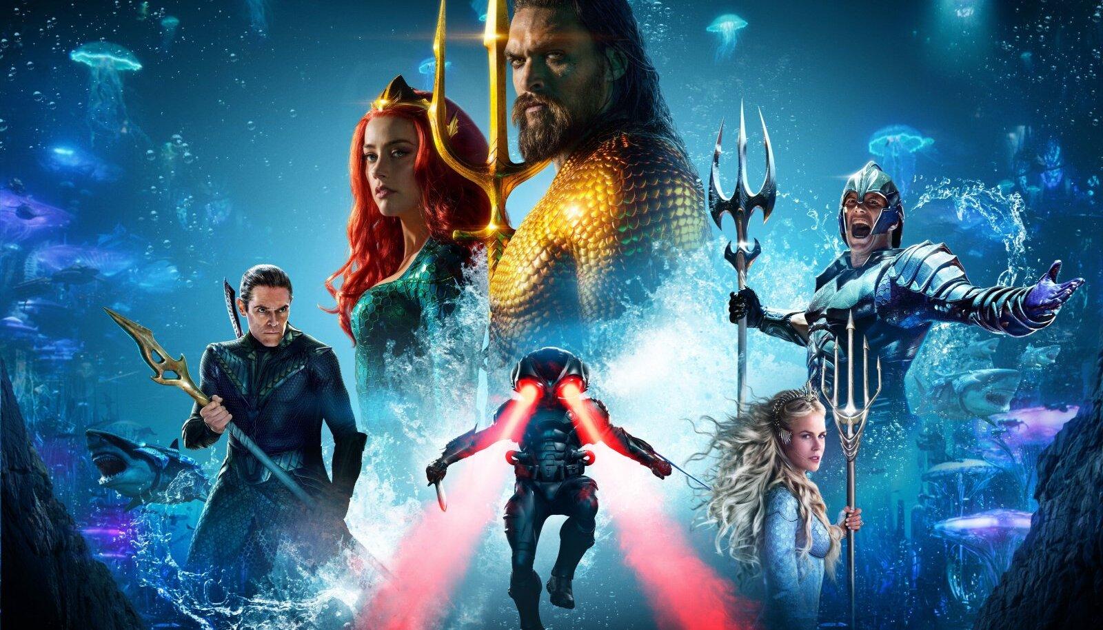 """""""Aquaman"""" (2018)"""