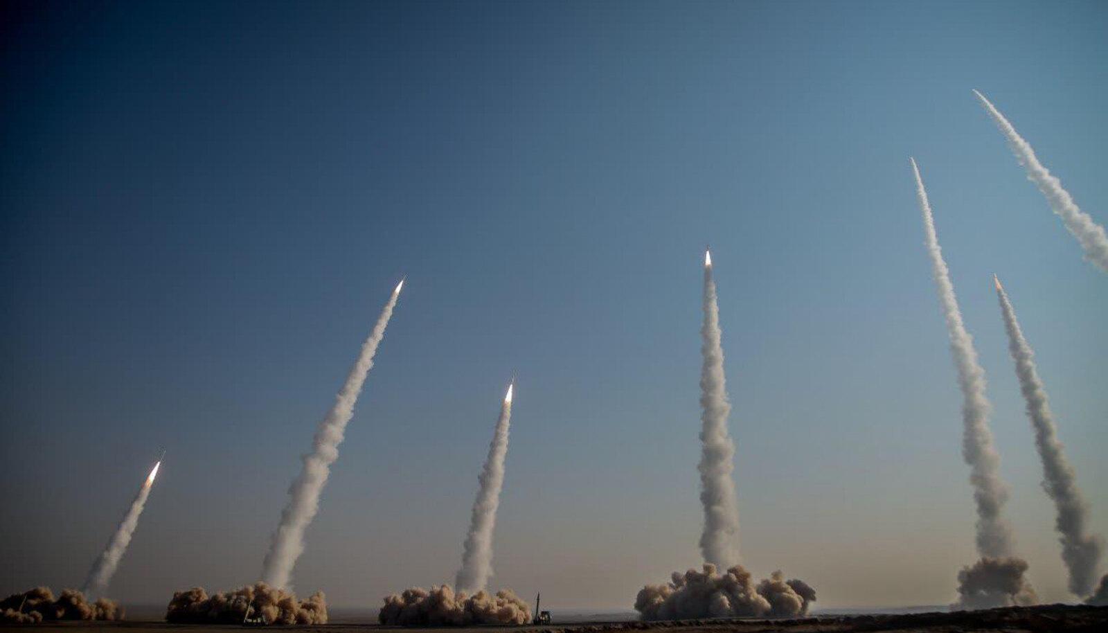 Iraani õhutõrje valmistub tõrjuma USA rünnakut