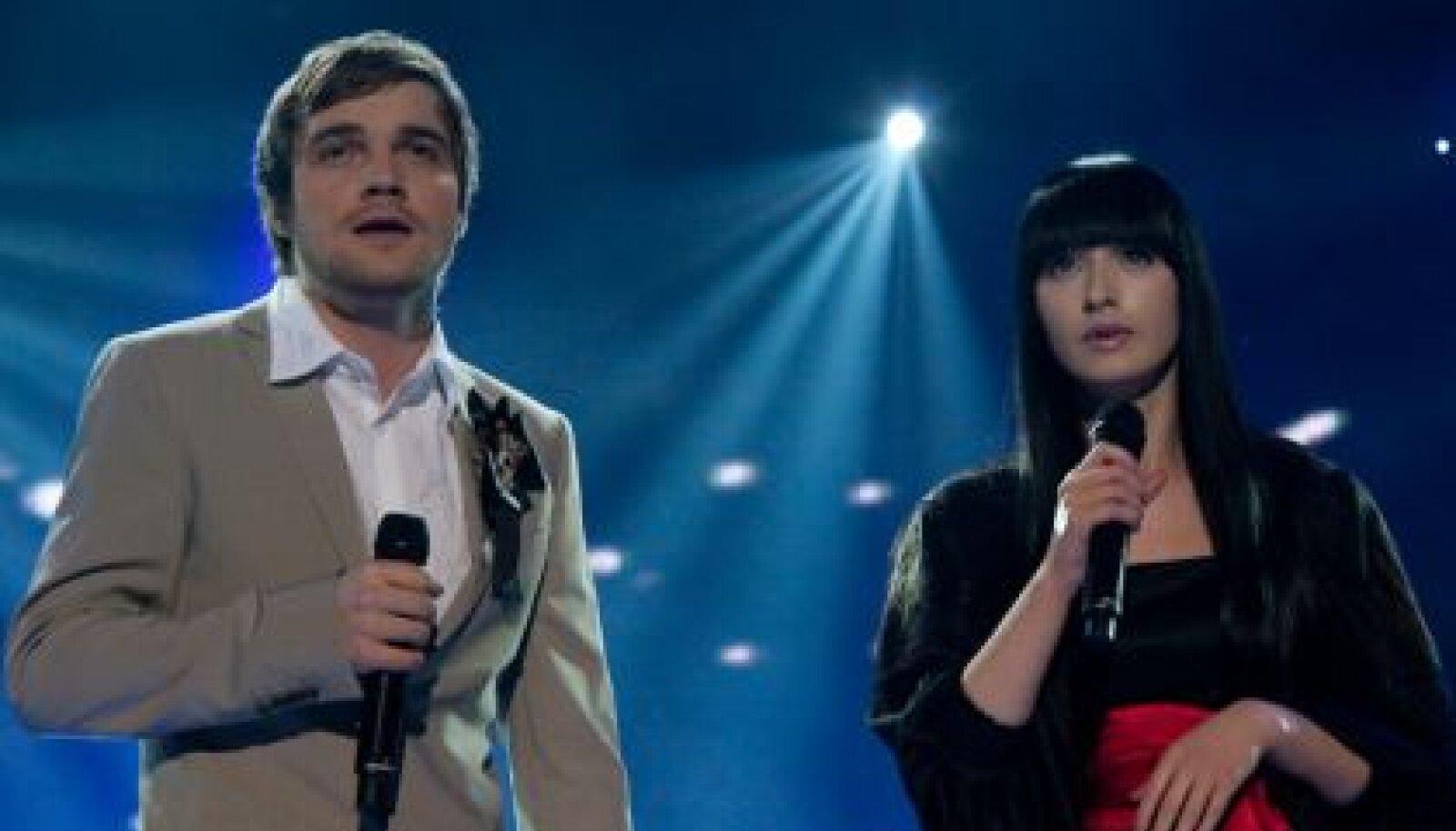 Eesti otsib superstaari 13.12.2009-28