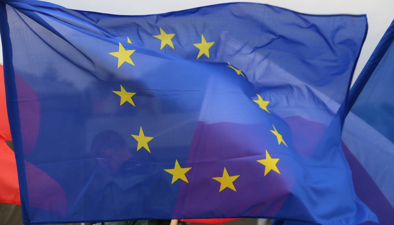 euroopa liit, lipp, eurolipp, euro