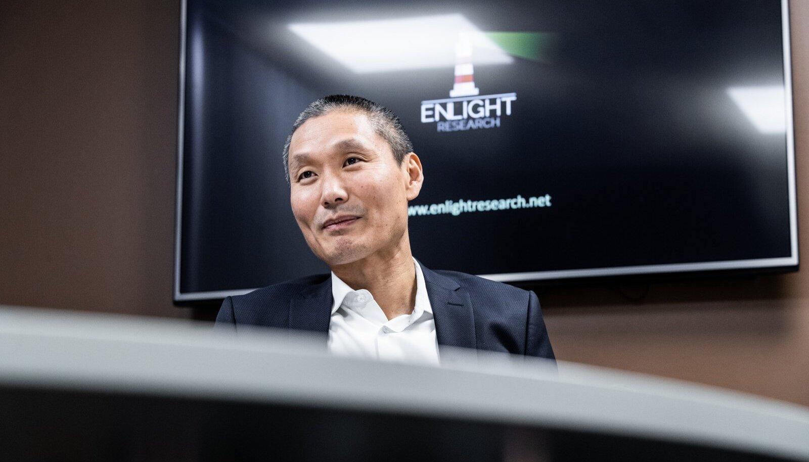 Enefit Green pakub aktsiaid atraktiivse hinnaga, ütles Enlight Researchi analüütik Mattias Wallander.
