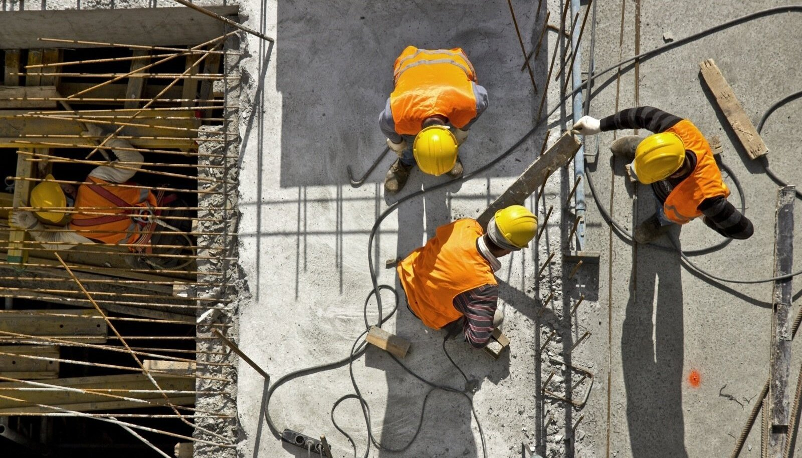 Ukraina kodanikud moodustavad suurema osa Eesti lühiajalistest töötajatest, kellest umbes kolmandik töötab ehituses.