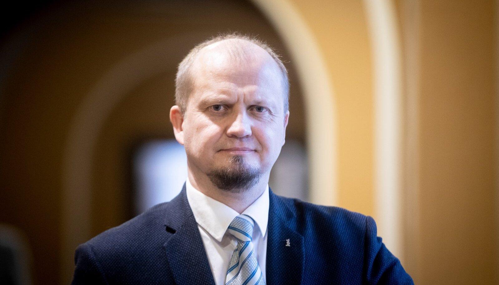 """Eesti-Ungari parlamendirühma esimees Anti Poolamets: """"Hollandi peaministri Mark Rutte ütlus, et Ungari tuleb põlvili suruda, meenutab teist poliitilist süsteemi ja sellise suhtumise aktsepteerimine tähendab kaugenemist demokraatiast."""""""