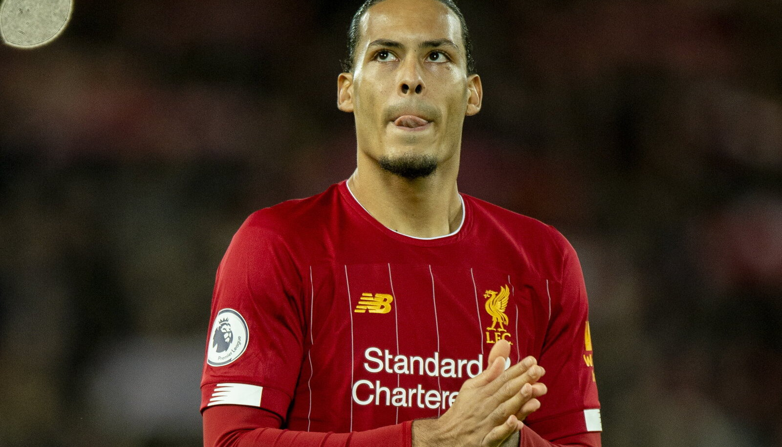 Liverpool FC üks liidritest Virgil van Dijk