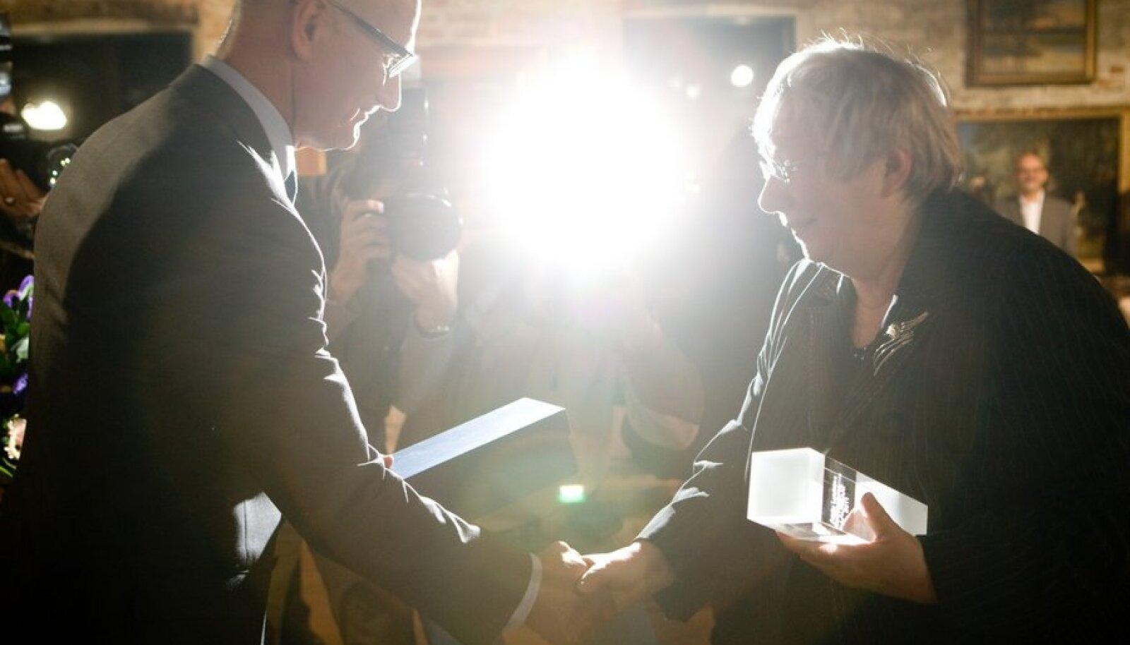 Aadu Luukase preemia jagamine 2011
