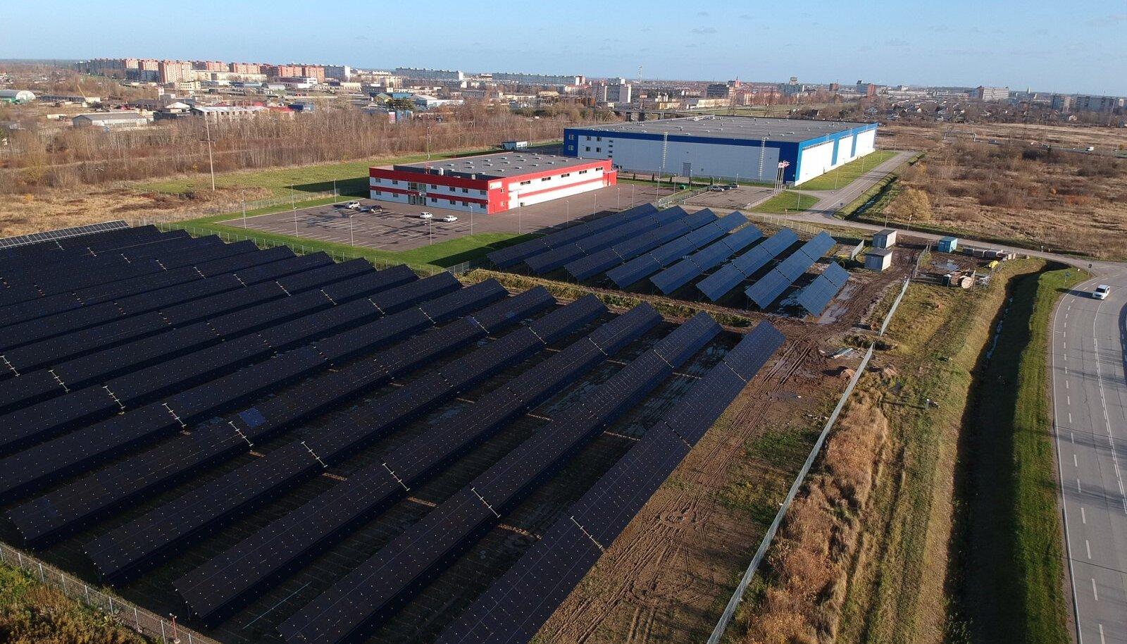 Narva tööstuspark