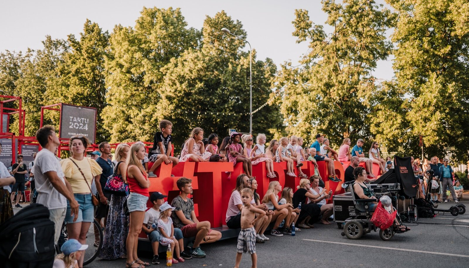 Tartu Autovabaduse Puiestee 2021