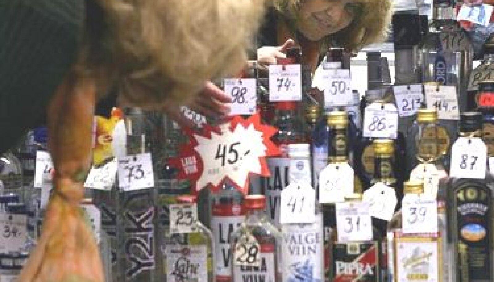 Alkoholilett
