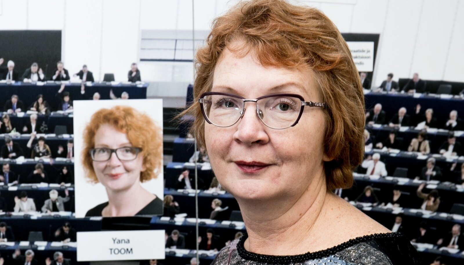 Yana Toom suhtub küll EKRE-sse väga kriitiliselt, kuid soovib jääda Brüsselisse.