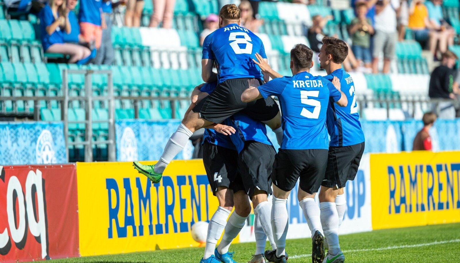 Eesti jalgpallikoondise järgmisel kohtumisel on kavas ka VAR.