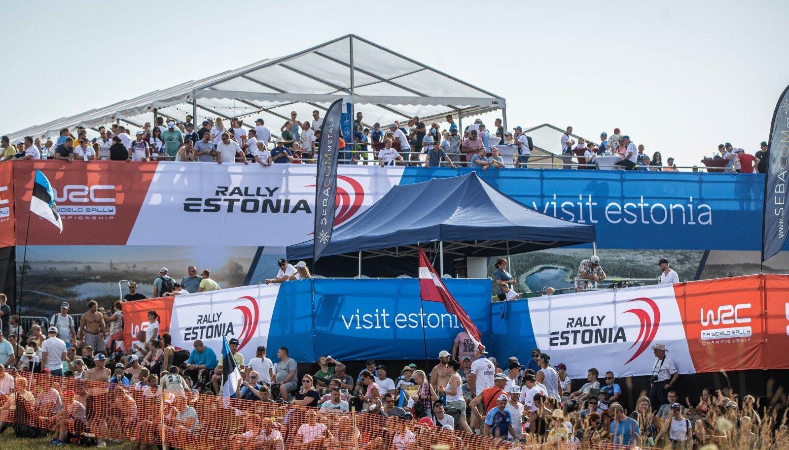 Rally Estonia 2021 SS7 ja SS9