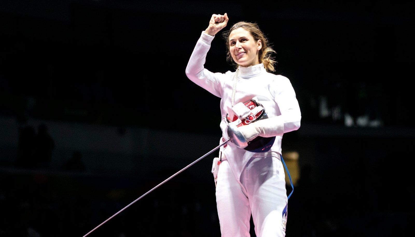 Irina Embrich pääses viimasel hetkel Kaasanisse võistlema.