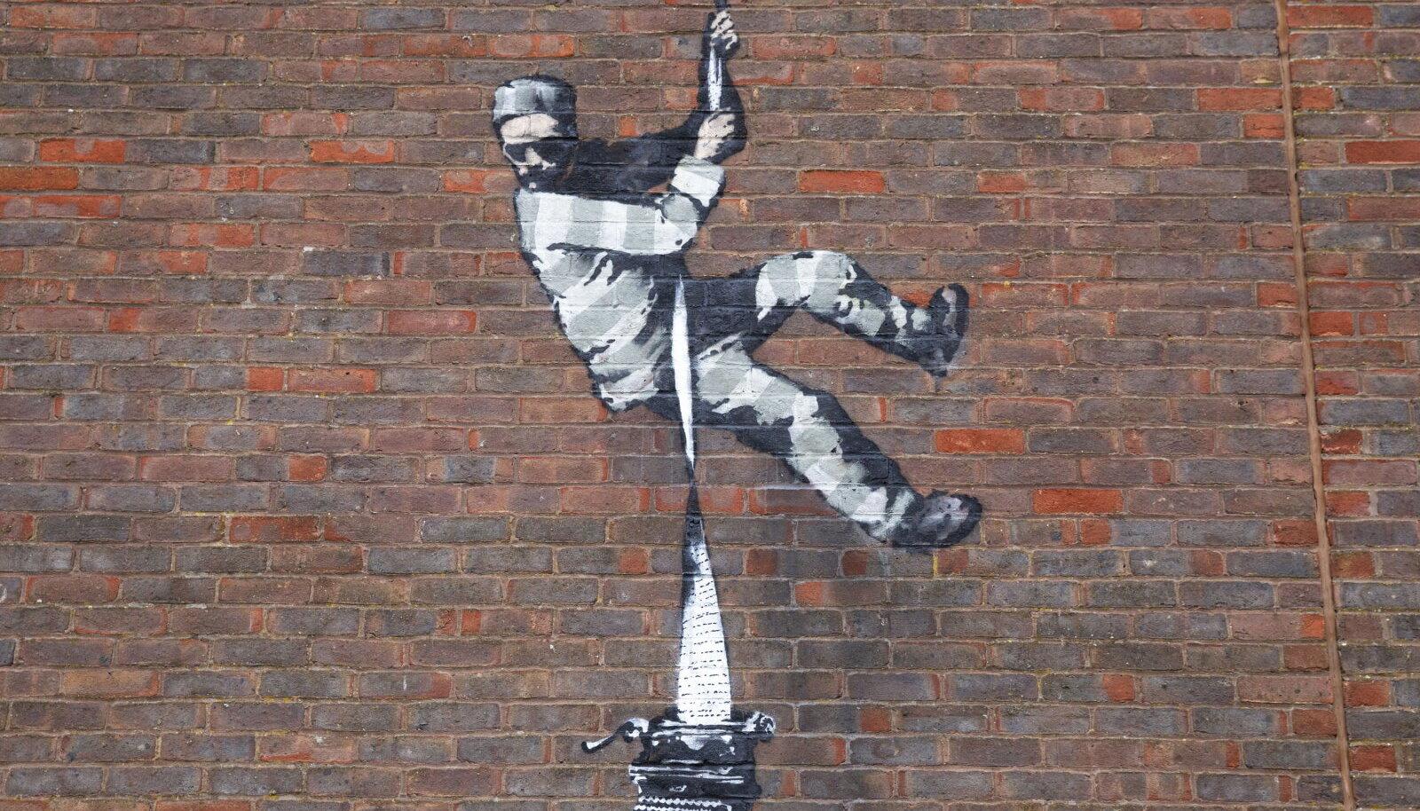 Banksy originaal