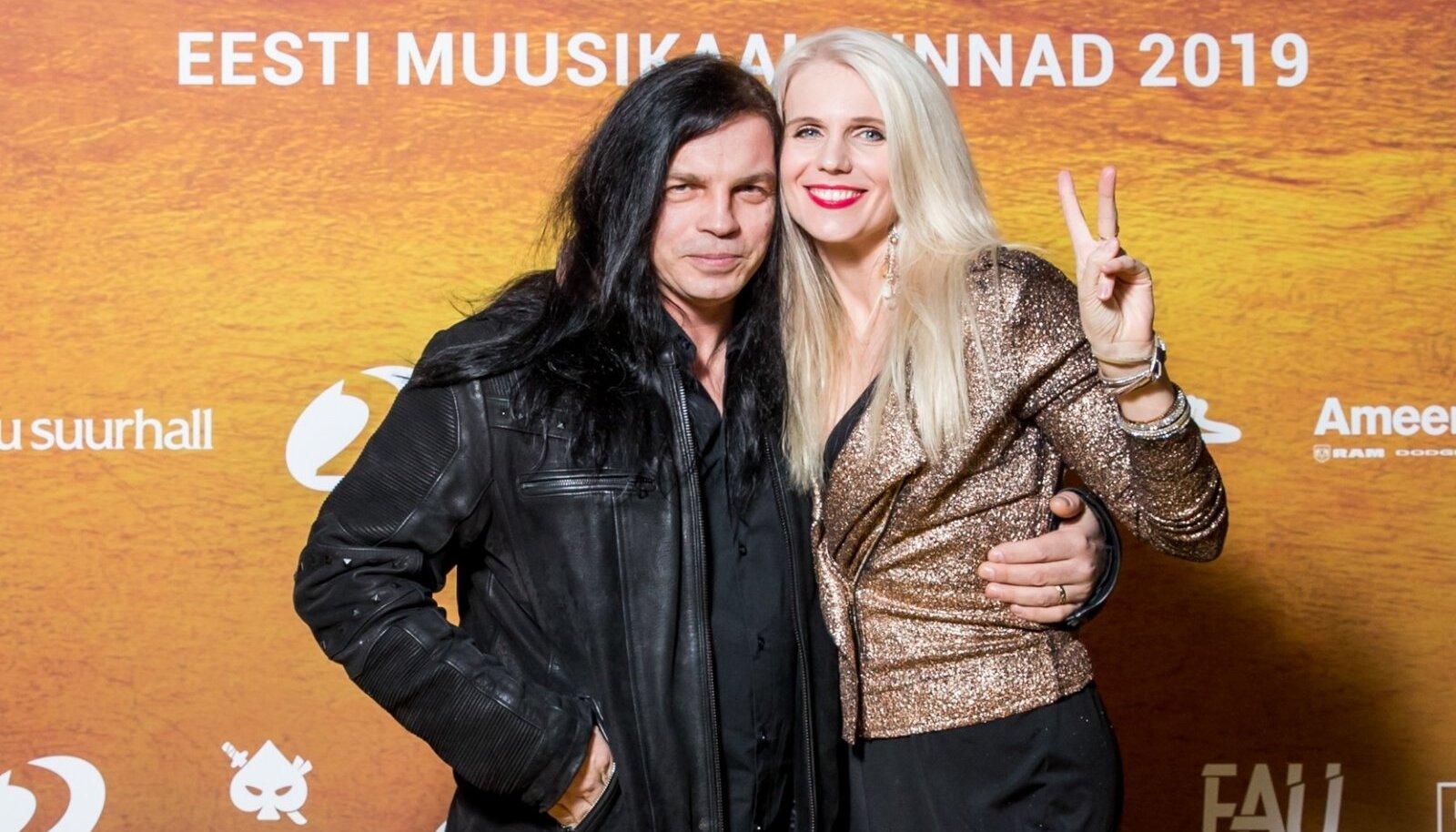 Eesti Muusikaauhinnad 2019, EMA2019