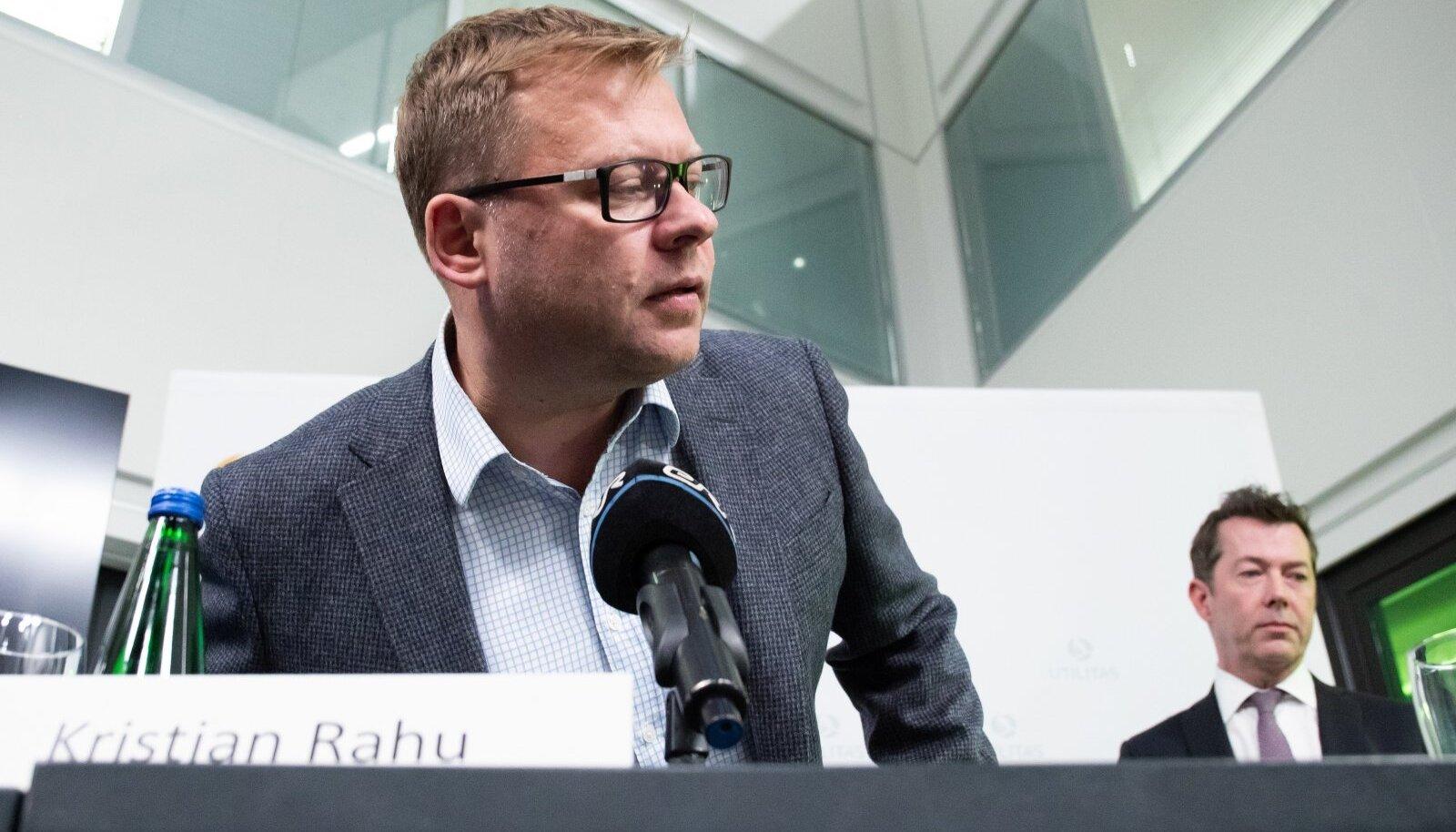 Soojaärimees Kristjan Rahu müüs enamusosaluse kaugküttefirmas Utilitas Austraalia ettevõttele First State Investments 2018. aasta lõpus.