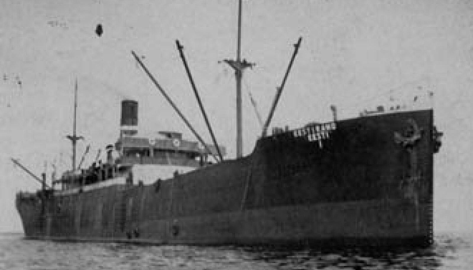 Eestirand ca 1933. aastal. (Foto: Wikimedia Commons /  muis.ee/museaalview/2195541)