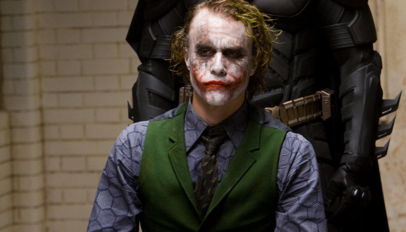 """Pimeduse rüütel"" (""The Dark Knight"", 2008)"