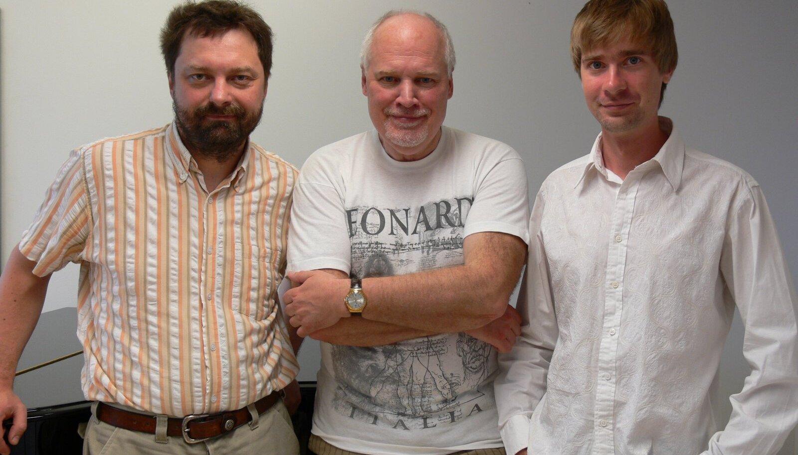 Tõnu Naissoo Acoustic Trio