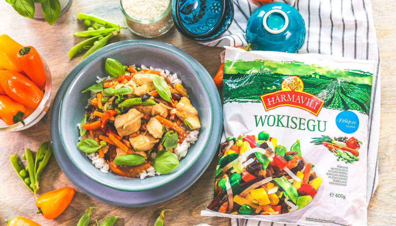 Köögiviljad on uued süsivesikud.