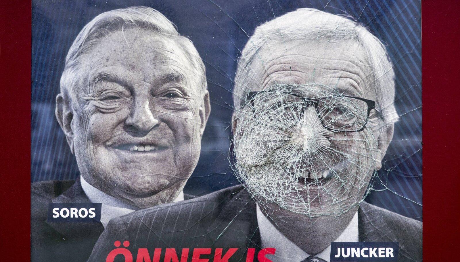 KOLUMN | Mart Pukk: Soros pole süüdi, et sa loll oled