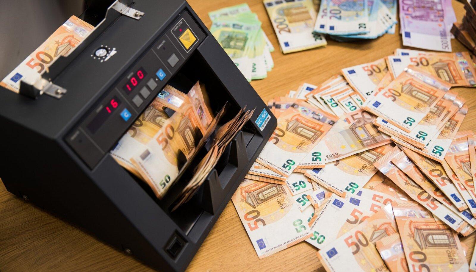 Raha lugemine