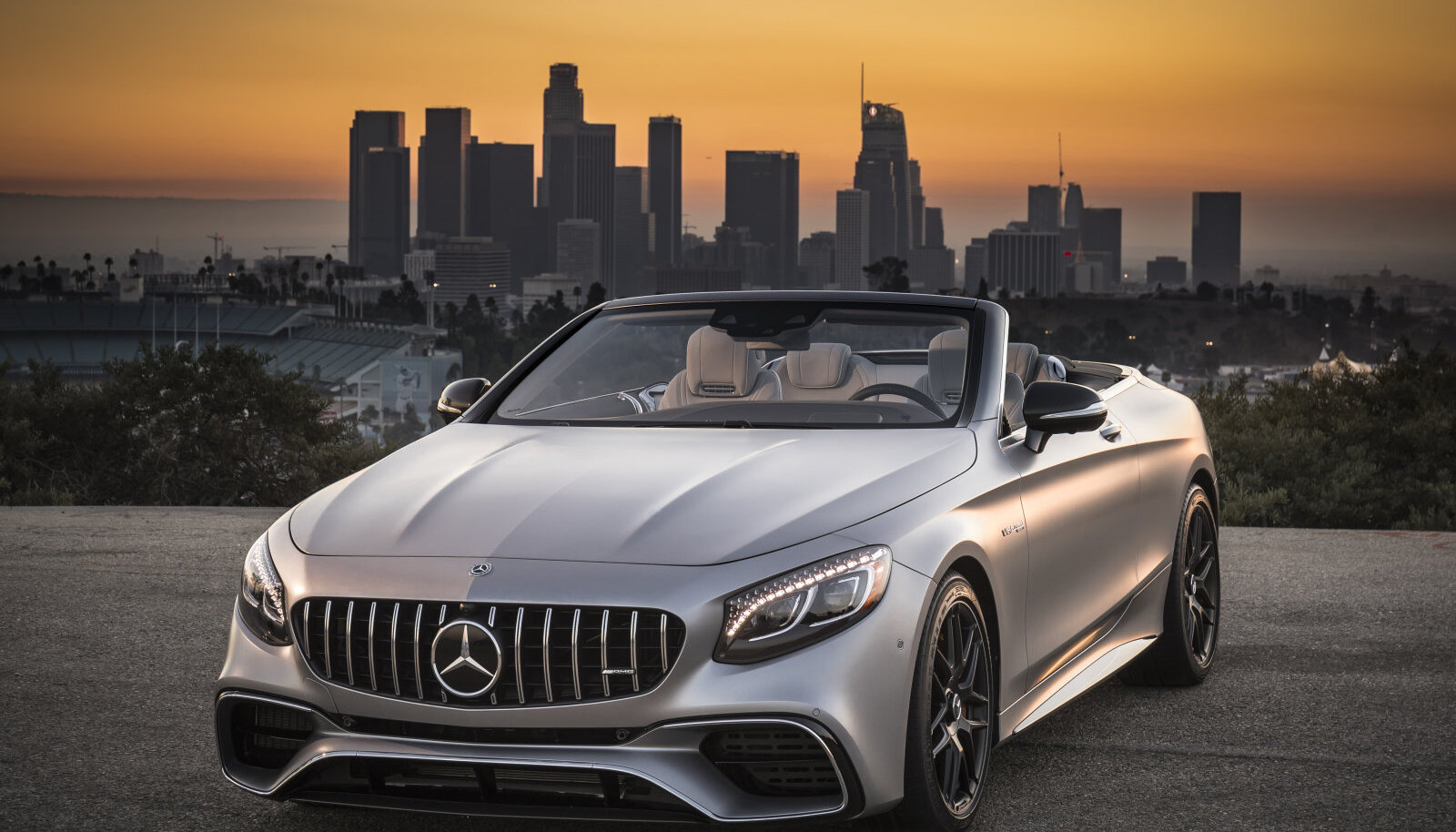 Mercedes-AMG S63 4Matic+ kabriolettversioon