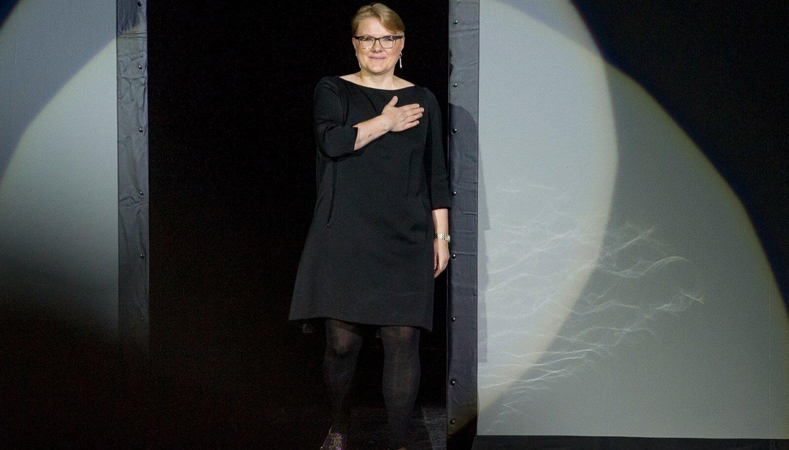 Tallinn Fashion Week Ülle Pohjanheimo moeshow
