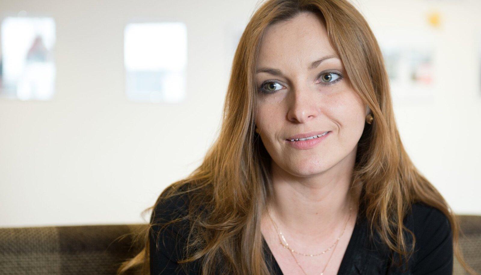 Kristi Vinter-Nemvalts on pühendanud haridusele kogu oma senise karjääri.
