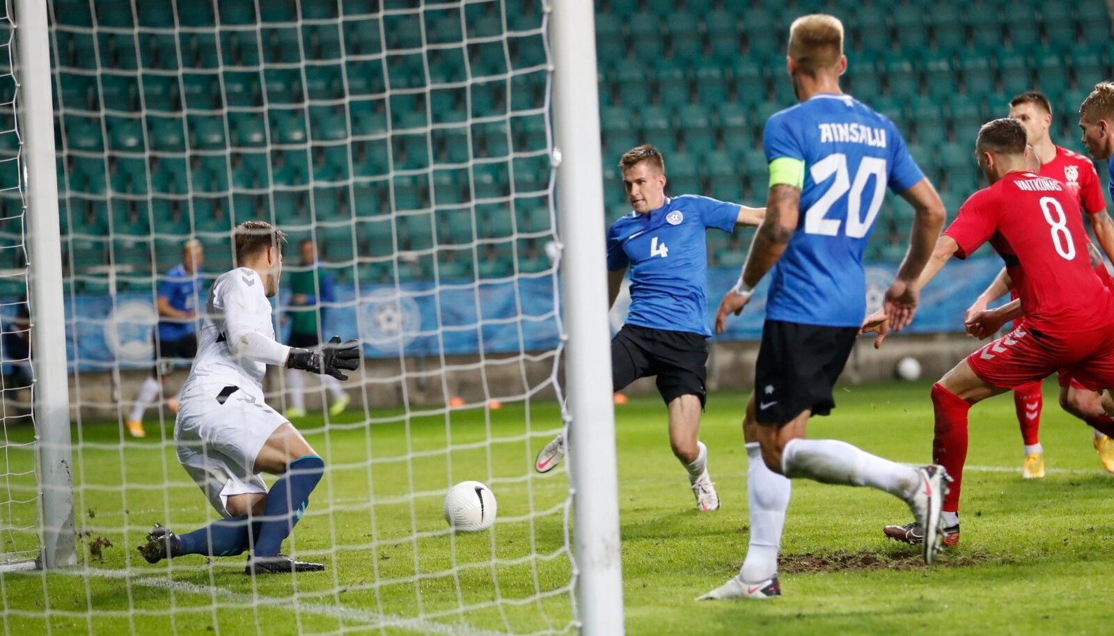 Eesti - Leedu jalgpalli sõprusmäng