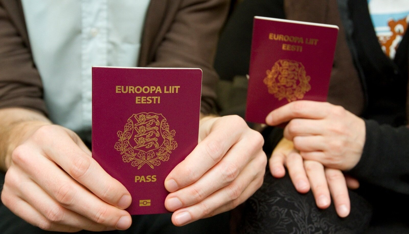 Eesti pass on maailmas tugevuselt 11.