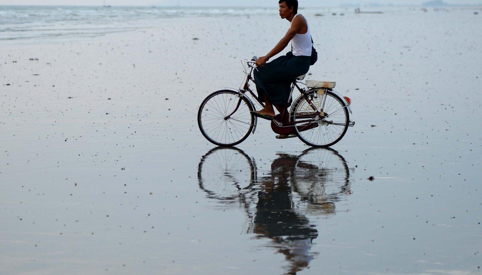 Maungmagani rand Dawei lähedal.