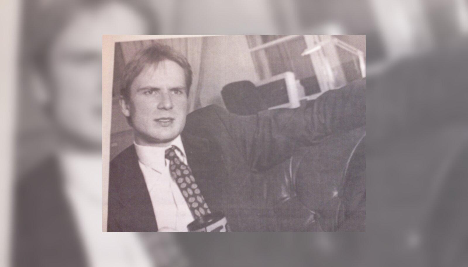 5396d2680b0 VANA KULD: Kross üritas relvakauplejat ebaseaduslikult Eestile välja anda?