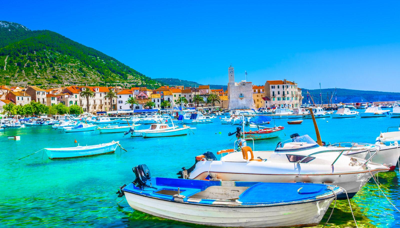 Komiza, Horvaatia