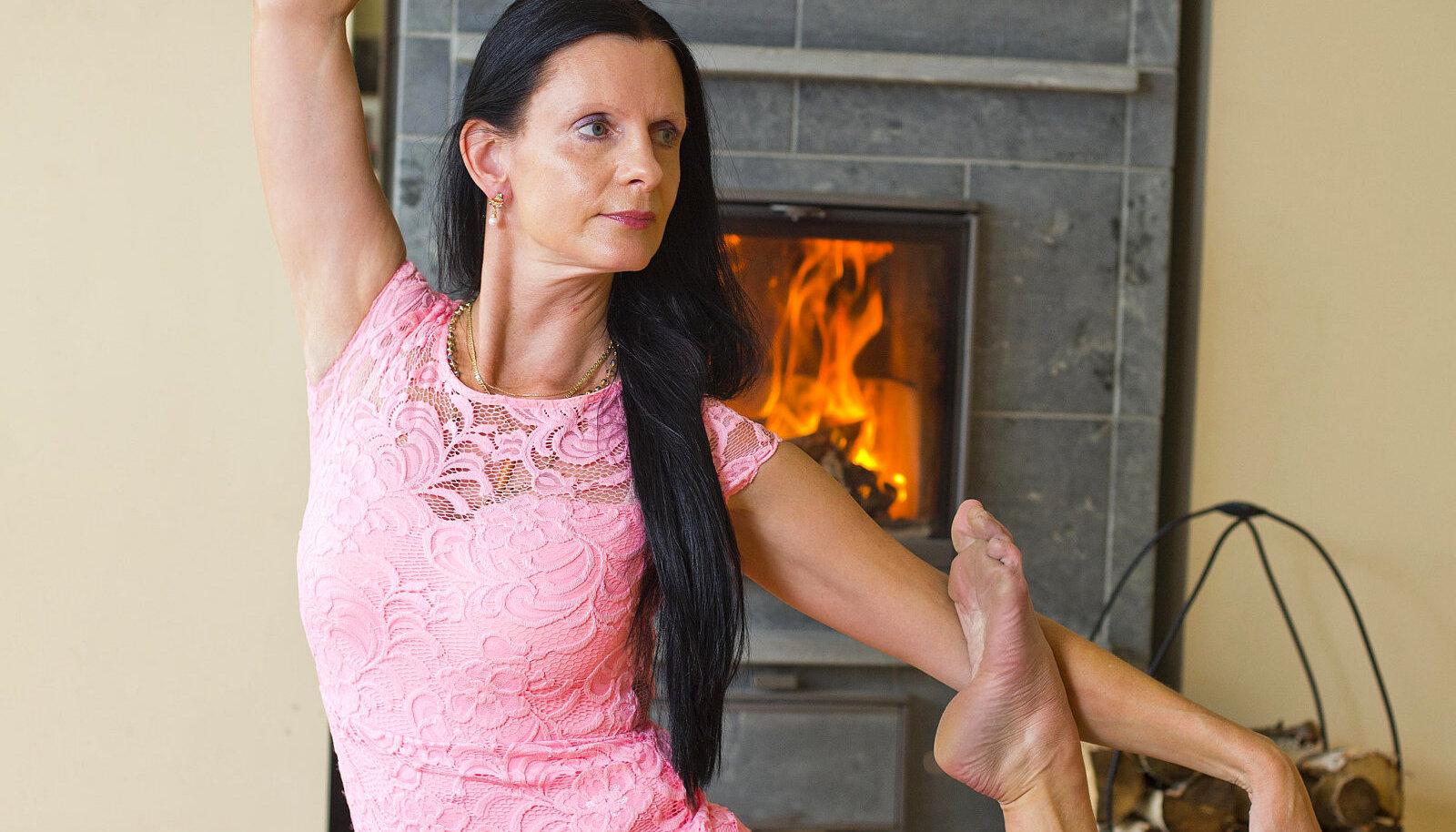Keha peab hoidma, aga Annikale näib, et meie kultuuriruumis on keha pigem alatähtsustatud.