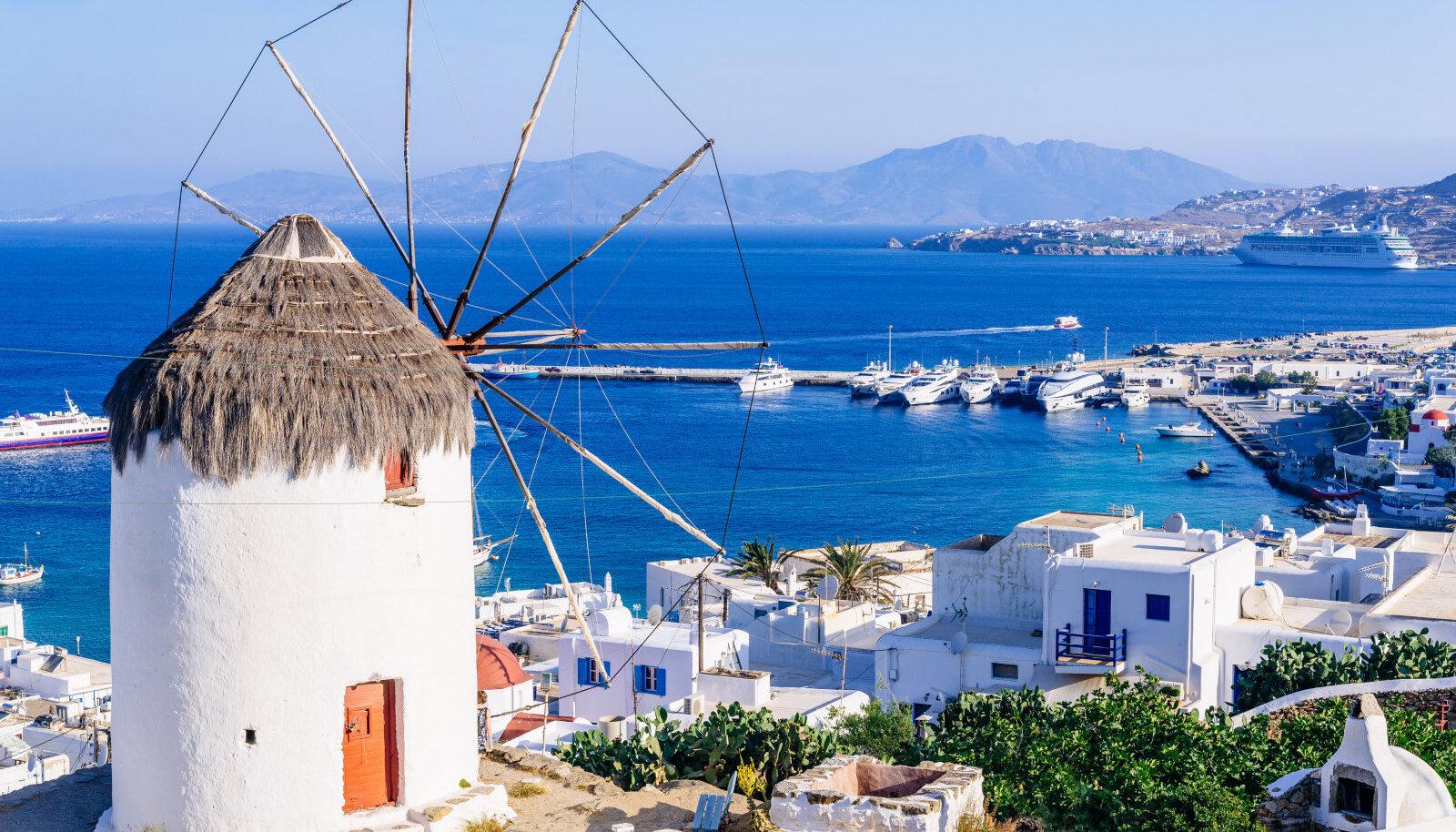 Mykonos, Kreeka