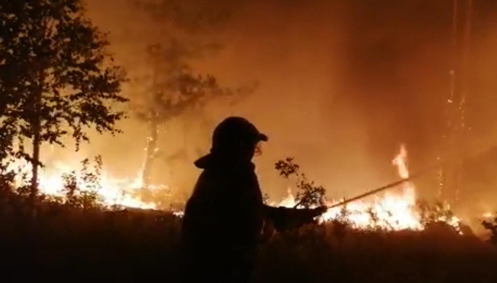 Uuralite idanõlval asuvas Tšeljabinskis hävitas tuli eelmisel nädalal kümneid kodusid.