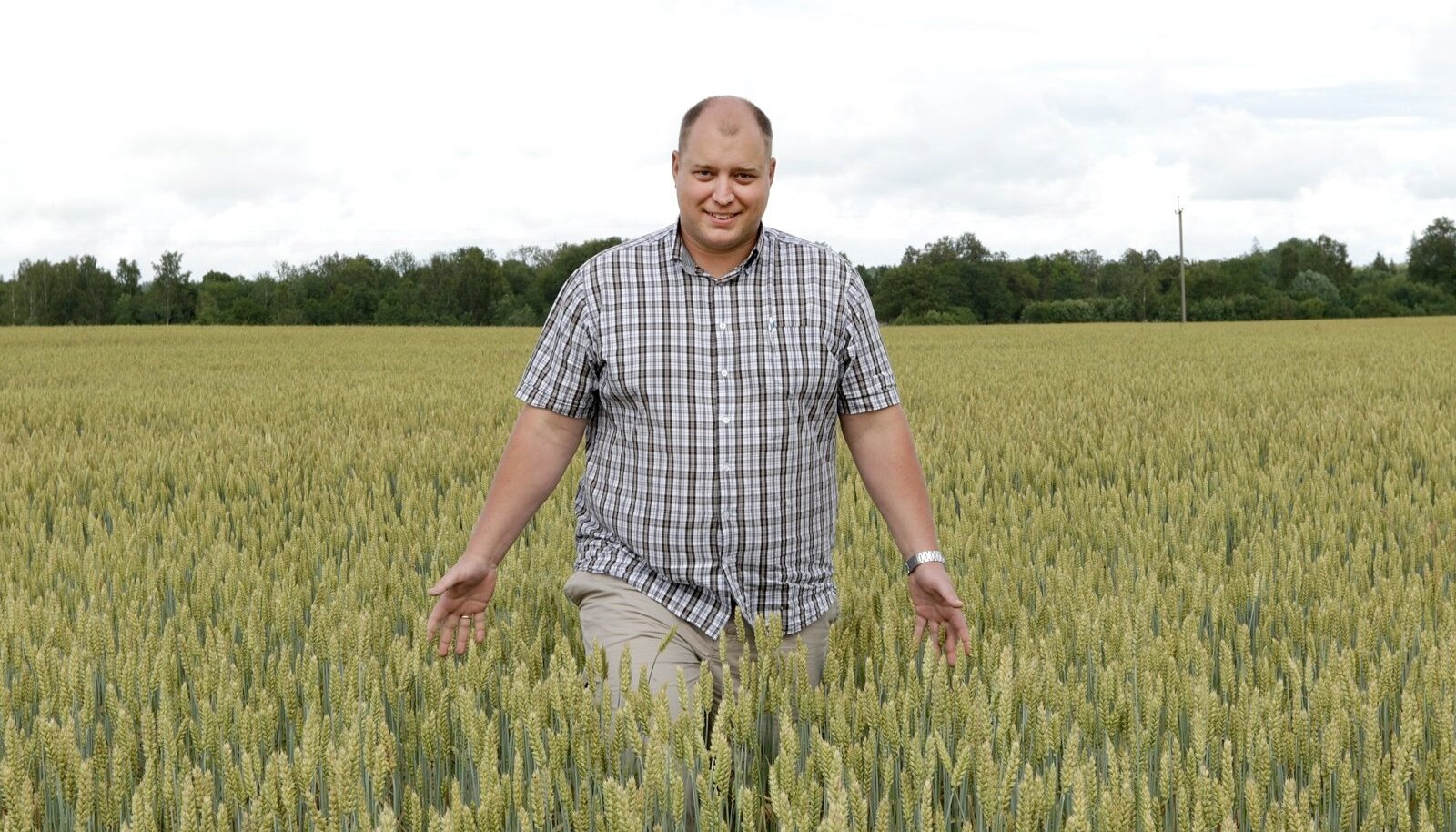 Aasta Põllumees 2015 kandidaat - Tõnis Riisk, Animäe farm
