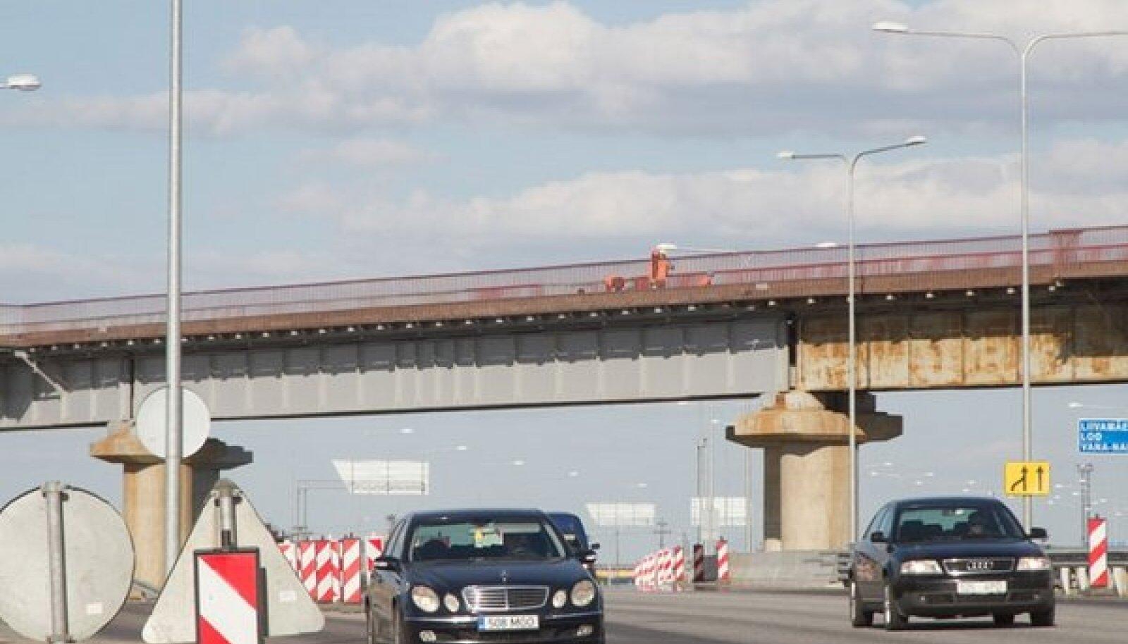 Teelõigul tuleb juuni lõpuks parandada 121 vajakajäämist.