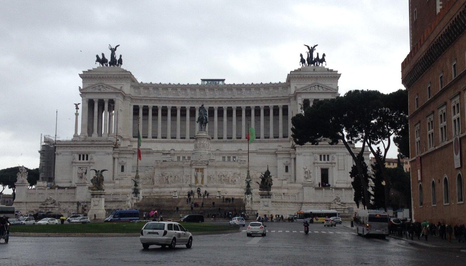 Vittoriano, Rooma